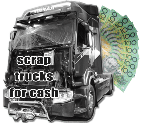 Cash For Scrap Truck Newcastle